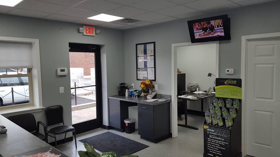 Inside Shop Photo